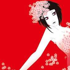 "Sakura Exhibition: uca ""Fascinating"" Poster"