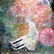 "Sakura Exhibition: ena ""Transient"" Poster"
