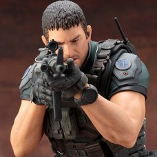 ArtFX Resident Evil: Vendetta Chris Redfield