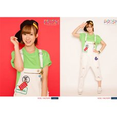 Morning Musume。'15 Fall Concert Tour ~Prism~ Erina Ikuta Solo 2L-Size Photo Set B