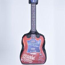 Angel Beats! 1st Beat Guitar Print Messenger Bag (Yui Model)