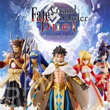 Fate/Grand Order Duel Figure Collection Box Set (Fourth Release)