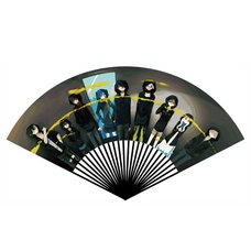 Mekakucity Actors Folding Fan