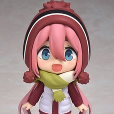 Nendoroid Laid-Back Camp Nadeshiko Kagamihara (Re-run)