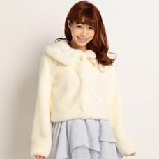 LIZ LISA Faux Fur Jacket