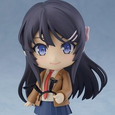 Nendoroid Rascal Does Not Dream of Bunny Girl Senpai Mai Sakurajima