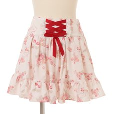 LIZ LISA Cat Cherry Sukapan Skirt
