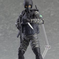 figma Metal Gear Solid 2: Sons of Liberty Gurlukovich Soldier