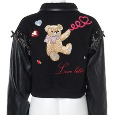 Swankiss Teddy Blouson Jackets