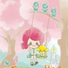 """Sakura Exhibition: yukke """"Sakura Swing!"""" Poster"""