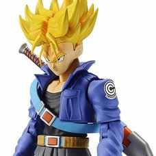 Figure-rise Standard Dragon Ball Z Super Saiyan Trunks: New Package Ver.
