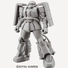 HG High Mobility Type Zaku II (Gaia/Mash Custom) 1/144 Scale Plastic Model Kit | Gundam: The Origin