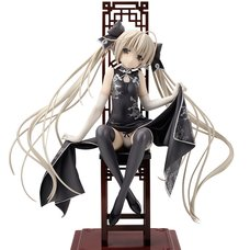 Yosuga no Sora: Sora Kasugano Black Chinese Dress Ver. 1/7 Scale Figure