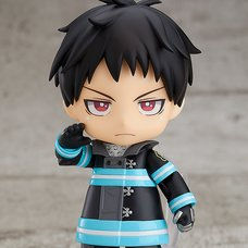 Nendoroid Fire Force Shinra Kusakabe