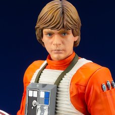 ArtFX+ Star Wars Luke Skywalker: X-Wing Pilot