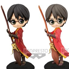 Q Posket Harry Potter Quidditch Style Harry Potter