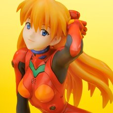 Rebuild of Evangelion Asuka Shikinami Langley: Plugsuit Ver. 1/6 Scale Figure:Re