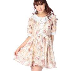 LIZ LISA Fairy Pattern Dress