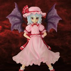 "Remilia Scarlet ""The Scarlet Devil"" 1/8th Scale Statue (Clear Ver.) 