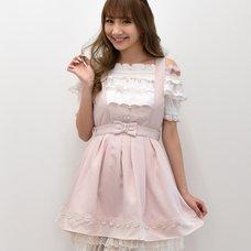 LIZ LISA Jumper Skirt w/ Belt