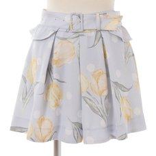 LIZ LISA Tulip Culottes Shorts