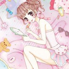"""Sakura Exhibition: Ayana Nakamura """"Sakura-iro Make Up"""" Poster"""