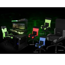 Bauhutte RS200 Gaming Chair: Student Model