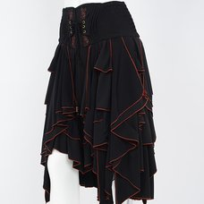 Ozz Oneste Tenge Spider Lily Skirt