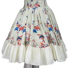 Ozz Oneste Bingata Reversible Skirt
