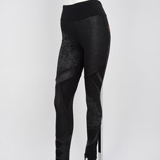 Ozz Oneste Cloud Pattern Asymmetrical Leggings Ver. 2