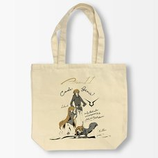 Code Geass R4G Love Code Geass White Tote Bag