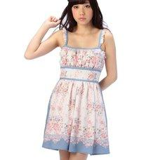 796804faa52 LIZ LISA Flower Bandana Camisole Dress w  Official LIZ LISA Shop Bag