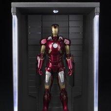 S.H.Figuarts Iron Man Mk-7 w/ Hall of Armor Set