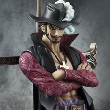Portrait of Pirates NEO-DX One Piece Hawk-Eye Dracule Mihawk Ver. 2 (Re-run)