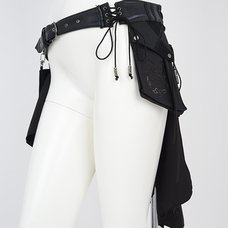 Ozz Croce 3-Pocket Drape Belt