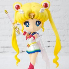 Figuarts Mini Pretty Guardian Sailor Moon Eternal Super Sailor Moon Eternal Edition