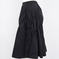 Rozen Kavalier Shirring Skirt