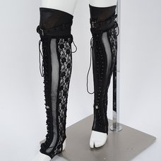 Rozen Kavalier Lace Leg Covers