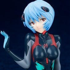 Evangelion: 3.0 You Can (Not) Redo Rei Ayanami (Tentative Name): Plugsuit Ver. 1/7 Scale Figure