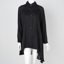 Rozen Kavalier Layered Design Long Blouse