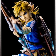 Legend of Zelda: Breath of the Wild Link Statue (Re-run)
