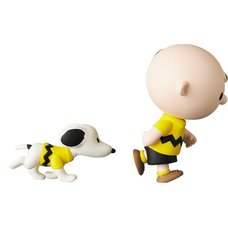 Ultra Detail Figure Peanuts Series 11: Charlie Brown & Snoopy