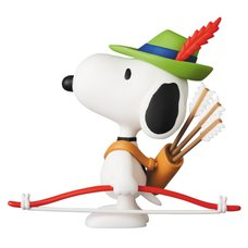 Ultra Detail Figure Peanuts Series 11: Robin Hood Snoopy