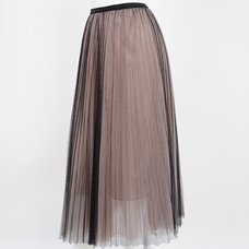 Rozen Kavalier Pleated Skirt