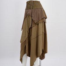 Ozz Croce 2-Way Long Skirt