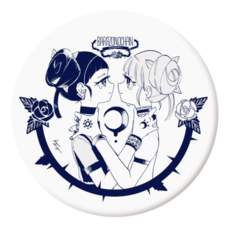 Barazono-chan Pin