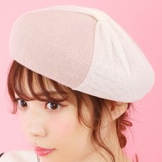 Honey Salon Tulle Ribbon Beret