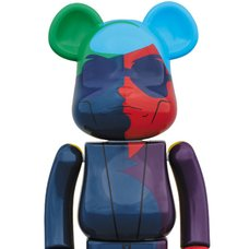 Super Alloy BE@RBRICK Andy Warhol '60s Silkscreen Ver.