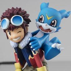 G.E.M. Series Digimon Adventure 02 Daisuke Motomiya & V-Mon