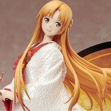Sword Art Online: Alicization Asuna: White Kimono Ver. 1/7 Scale Figure